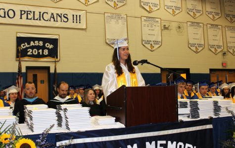 PMHS graduates honored with speeches and awards