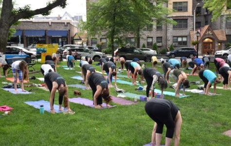 EcoPel welcomes Summer Solstice with free yoga session at Gazebo