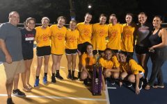 PMHS girls basketball team undefeated in nine in Irvington Summer League, beating hosts in title game