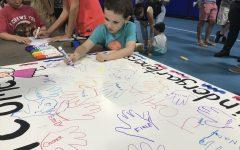 Kindergarten Social brings district elementary schools together