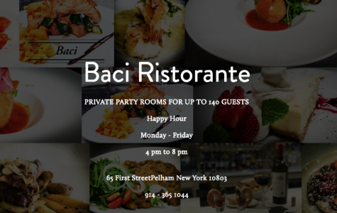 Baci has Pelham raving about wonderful food and great service