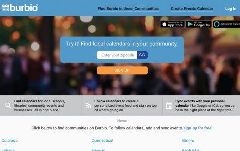 Letter to readers: Burbio.com calendar info available on Pelham Examiner