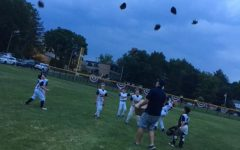 Pelham Blue u-8 boys summer baseball team wins championship