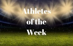 Field hockey, boys soccer, football, girls tennis, girls swimming contribute Athletes of the Week