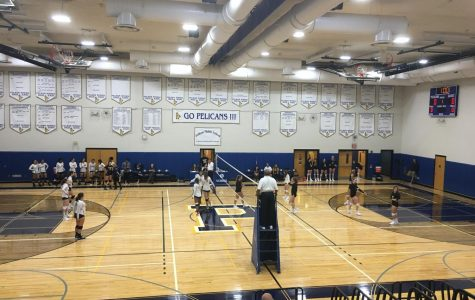 PMHS volleyball defeats reigning state champs Walter Panas with nail-biter finish