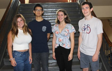 Five PMHS seniors named National Merit Scholarship Semifinalists