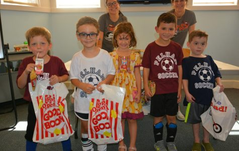 Pelham Library's K-Day gives kids 'official license…to let their imagination run wild'