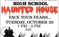 Inside the Senior Haunted House: class president Joey Silva on the Halloween tradition