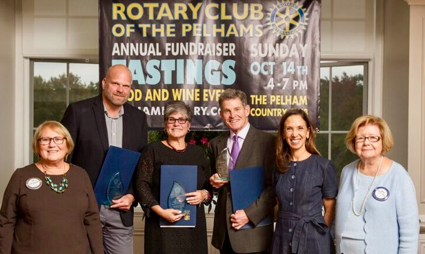 Rotary Club of the Pelhams' Tastings 14 fundraiser big success