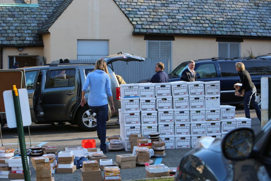 Pelham houses of worship seek 800 Thanksgiving-in-a-Box meals for families in need