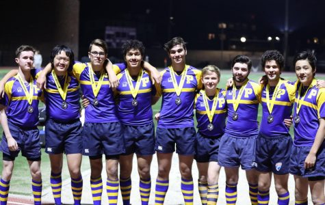 Pelham varsity rugby 7s team finishes second in state; JV takes first