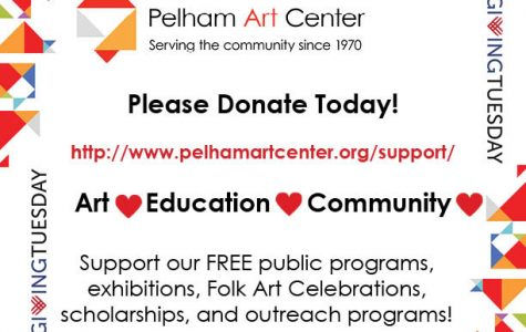 Giving Tuesday: Pelham Art Center supports art, education and community