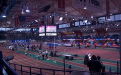 FROM WHERE I STAND: The privilege of competing at the world-class Armory Track and Field Center