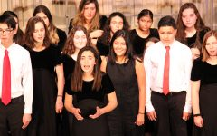 PMHS winter concert program and slideshow