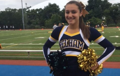 Samantha Volpe to march in London's New Year's Day Parade with more than 800 other high school cheerleaders