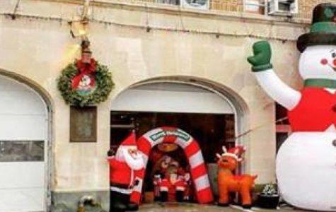 Santa will appear Saturday 10 a.m. to 2 p.m. at Pelham Firehouse
