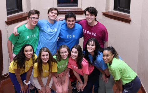 Foto Feature: Senior Talent Show entertained packed houses on Friday and Saturday night