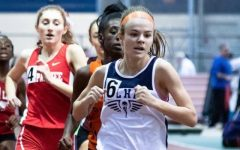 Claudia Dodge, Zoe Winburn head to states in track and field; boys' hoops eliminated