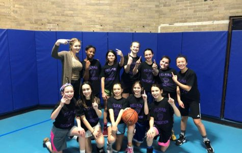 Champions: Liberty win girls 6th-9th rec basketball league