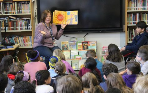 World Read Aloud Day brought guests to elementary schools to demonstrate power of reading