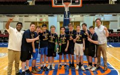 Eighth grade boys' rec all-star team wins 2019 Westchester County Basketball Championship