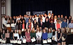 PMHS seniors and juniors inducted into subject-based honor societies (slideshow and full lists)