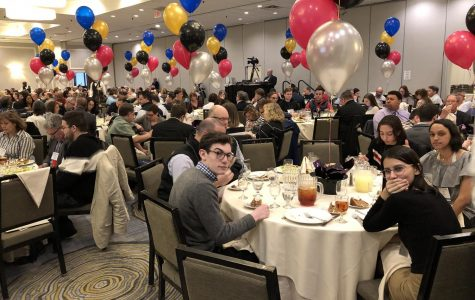 Pelham Examiner editors attend NYPA convention with 600 community newspaper owners, editors, reporters, other exex