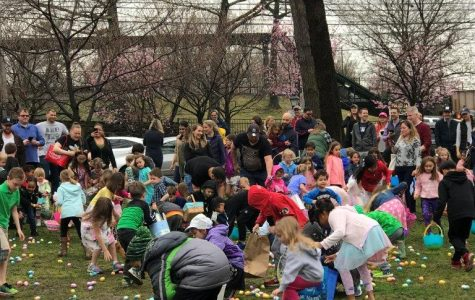 Eggs hunted, Easter Bunny visited during Rec Department event Saturday