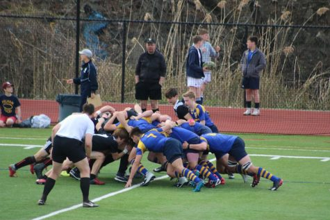 Foto Feature: Varsity rugby defeats rivals Rye