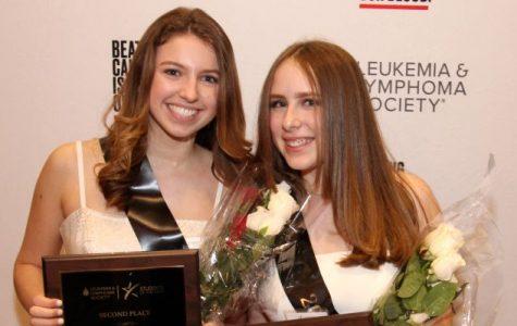 PMHS's Shulzhenko and Wies beat goal, raise $76,000 to fight leukemia and lymphoma