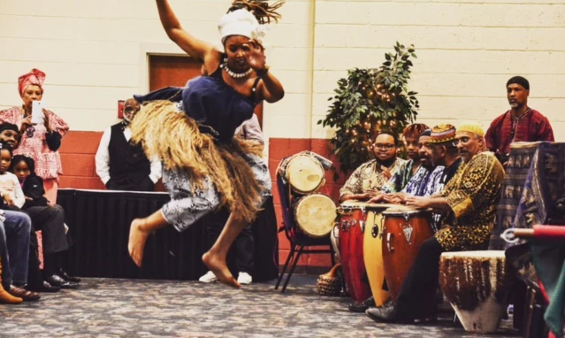 Ghana to be celebrated in new folk arts event at Pelham Art Center on May 5