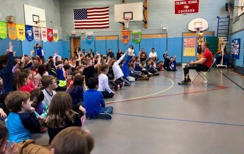 Building Bridges teaches Colonial students about disabilities and empathy