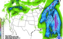 Big system to bring lots of rain to East Coast over holiday weekend