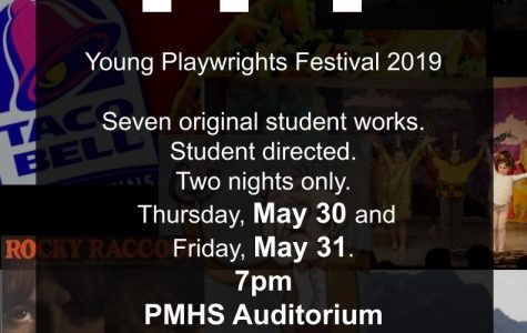 PMHS Young Playwrights Festival showcases student writing May 30-31