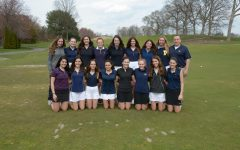 PMHS girls varsity golf outstanding so far this season with a 6-2 record